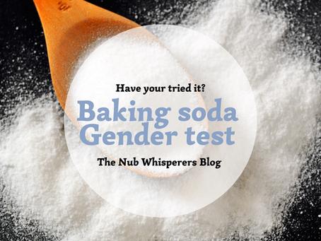The baking soda gender test