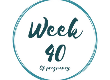 Week 40 of pregnancy