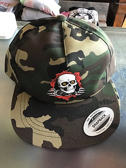 Powell Peralta Hat Ripper Camo