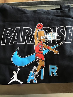 Paradise Can't touch this Hoody