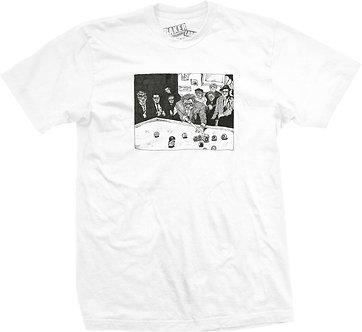 Baker T Shirt Santino White