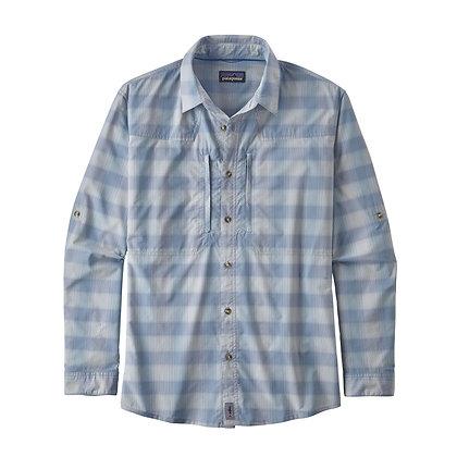 Patagonia Men's Long-Sleeved Sun Stretch Shirt - HAGP [52197]