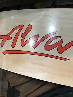 Alva Og deck