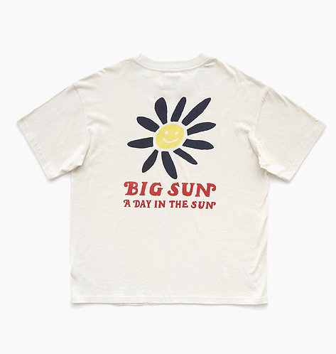 T.C.S.S. Day in The Sun Tee - Blanc