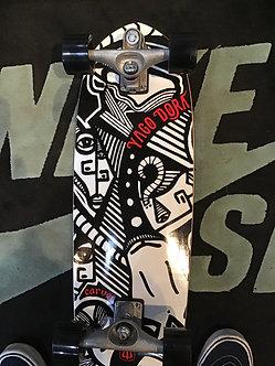 "Carver C7 RAW   30.75"" Yago Skinny Goat Surfskate Complete"
