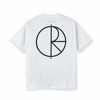 Polar Stroke Logo Tee - White