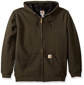 Carhartt Rutland Thermal Sweatshirt (Crhrt Brown)