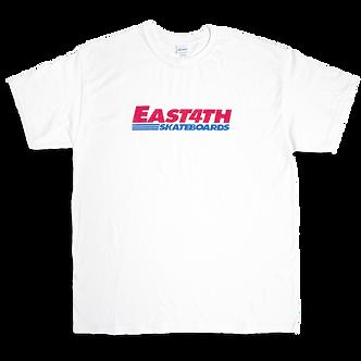 East 4th Skate Club Tee (White)