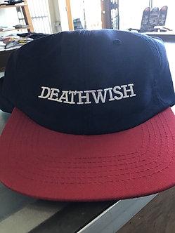 Deathwish Script Hat