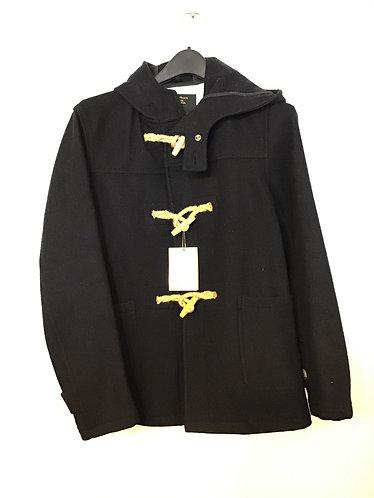 Fidelity Wool Coat - Navy