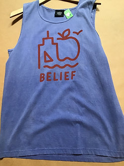 Belief Tank Top Big Apple