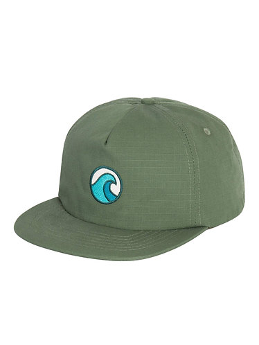 Mollusk Small Wave Hat - Wakame