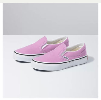 Vans kids Classic Slip On Orchid VN0A4BUT35Q