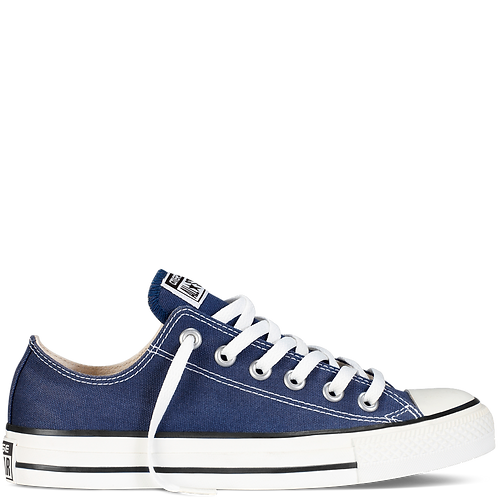 Converse Chuck Taylor All Star Low (Navy)