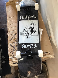 Suicidal Skates Complete