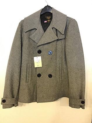 Fidelity Wool Coat - Grey