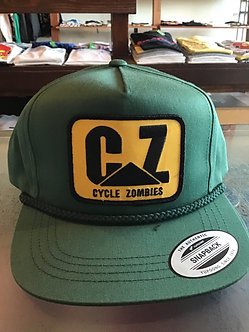 Cycle Zombies 9-5 Hat