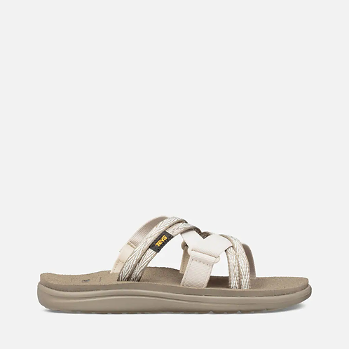 Teva Women's Voya Slide Sandal - Quita Birch