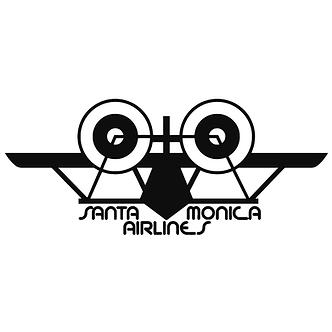 SMA Santa Monica Airlines Skateboards - Deck