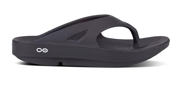 Oofos Ooriginal Sandal - Black [1000]