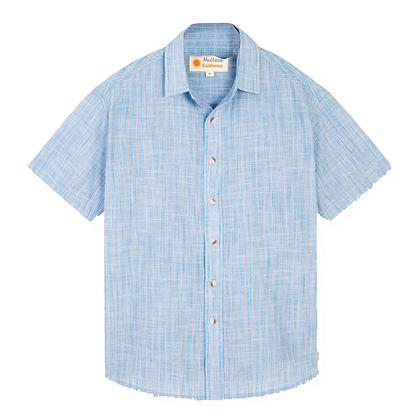 Mollusk Summer Shirt - Jack Stripe