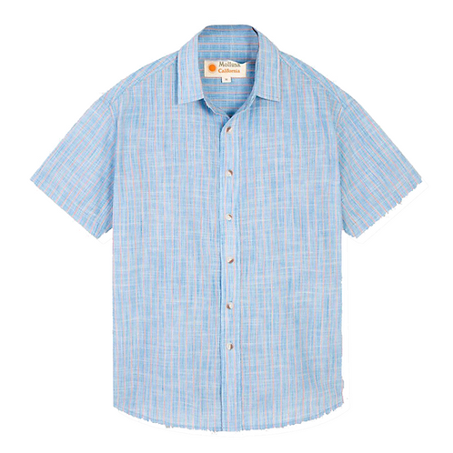 Mollusk Summer Shirt - Jack Stripe