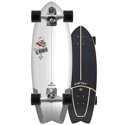 "Carver C7 RAW | 29.25"" CI Pod Mod 2019 Surfskate Complete"