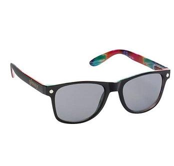 Glassy Eyewear Leonard Polarized Black/Tie Dye