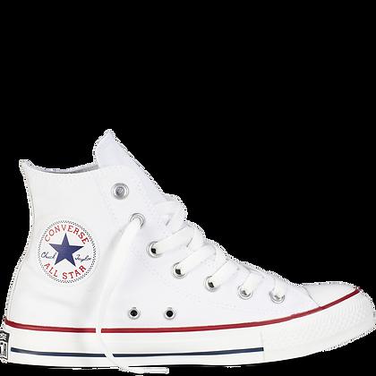 Converse Chuck Taylor All Star Hi (White)