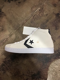 Converse Pro Leather Mid White/Black/Gold 160252C