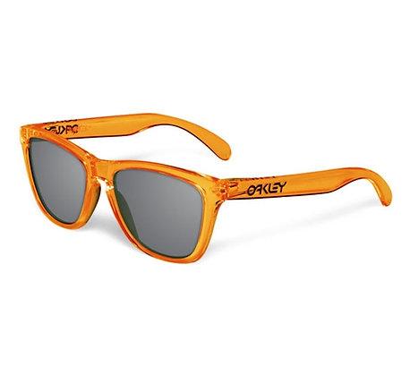 Oakley Frogskins Glasses - Acid Orange/Grey