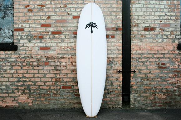 "Jungle Surfboards Hull 7'2"""