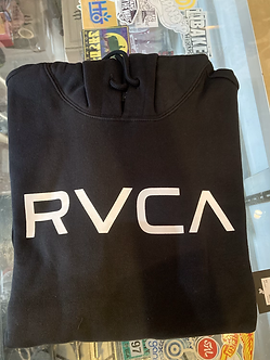 RVCA Hoodie Big RVCA Logo