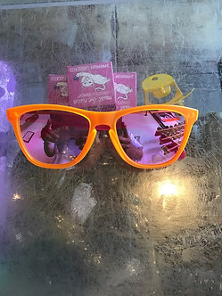 Oakley Frogskin Glasses Orange