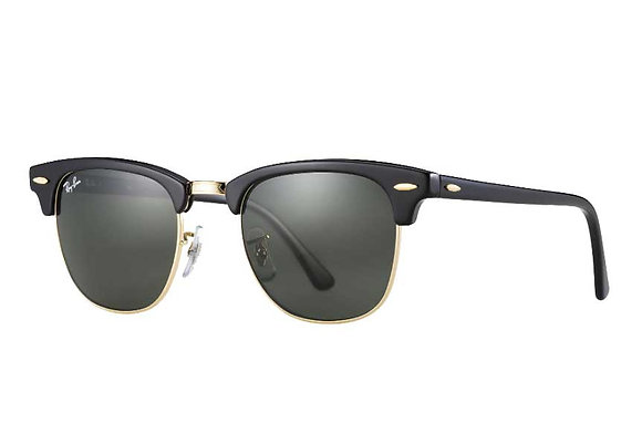 Ray-Ban Clubmaster Classic - Black
