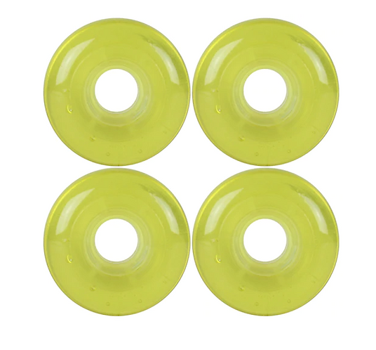 Blank Cruiser Wheels - Yellow