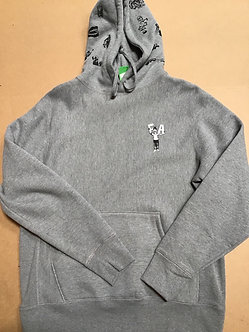 FA Hoody Kid With Letters