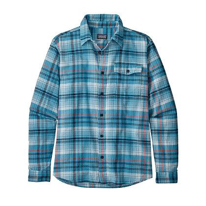Patagonia Men's Long-Sleeved Lightweight Fjord Flannel Shirt - TUBU [54020]
