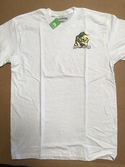 Fucking Awesome T Shirt Frogman