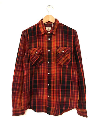 LVC 1950's Short Horn Shirt - [238630005]