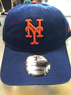 New York Mets Hat Adjustable