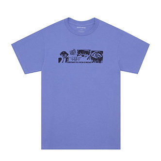 Fucking Awesome T Shirt Everything You Know Tee Violet