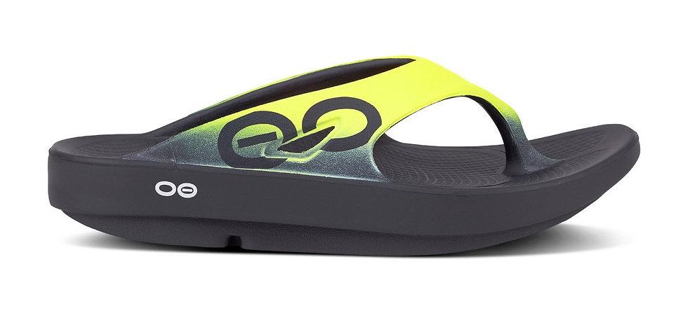 Oofos Ooriginal Sport Sandal - Yellow [1001]