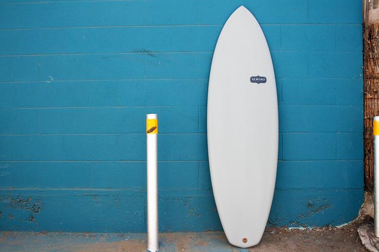 Almond Surfboards Quadkumber
