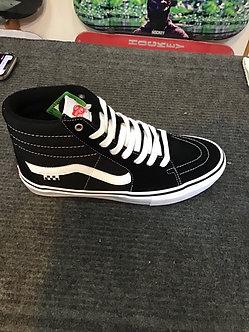 Vans Skate Sk8 Hi - Black/White