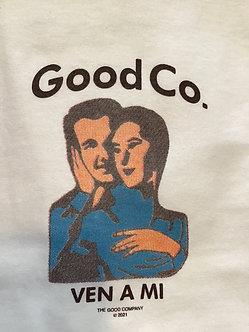 Good Company Love tee