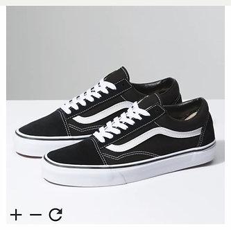Vans Old Skool Black/White VN000D3HY28