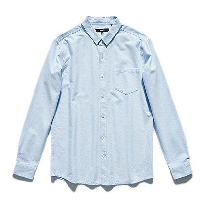 Banks Sutton Oxford Woven Shirt - Blue