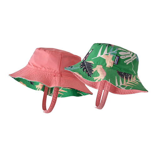 Patagonia Baby Sun Bucket Hat - FENG [66076]