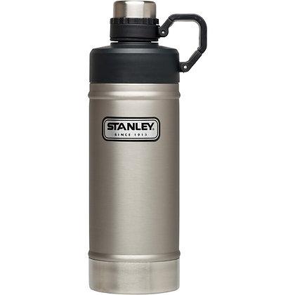 Stanley Classic Vacuum Water Bottle-StainlessSteel